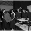 Charity League...opens store at 8871 Santa Monica Boulevard, 1951