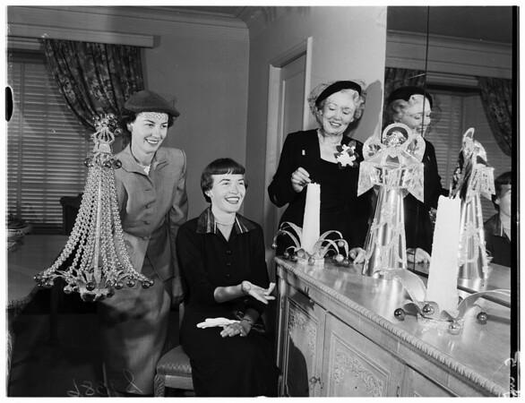 Saint Anne's Hospital Bazaar, 1951