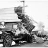 Three truck collision...Avenue 33 and Pasadena Avenue, 1951