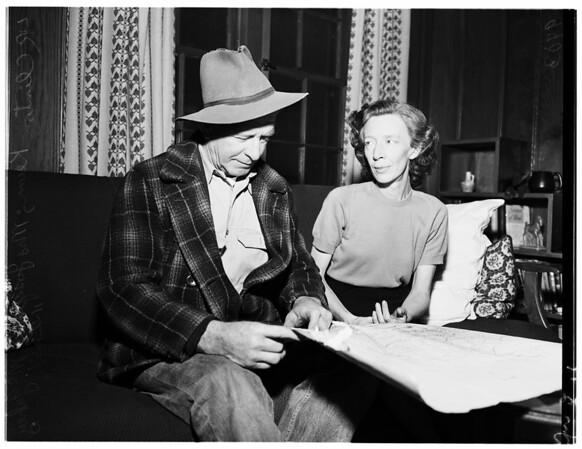 Lost boy story, 1951