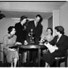 Pan Hellenic, Metropolitan Area...Luncheon at Assistance League, 1951