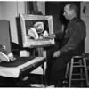 Annual art exhibit, Business Men's Art Institute, 1951