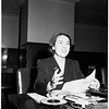 Member of the Department of Defense Advisory Committee on Women in the Service, 1951
