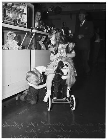 Christmas value days, 1951