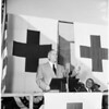Blood Bank... Dedication of New Building, 1951