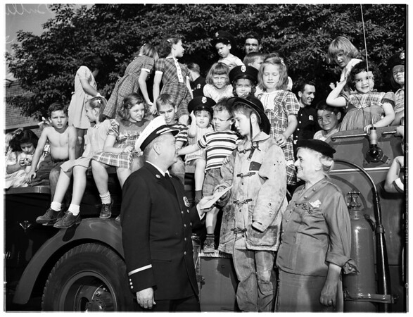 Orphanage, 1951