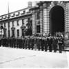 Korea war veterans United Nations tour...Pasadena, 1951