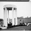 Al Jolson Memorial Shrine dedication, 1951