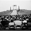Al Jolson Memorial Shrine dedication, 1951