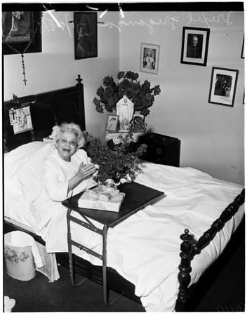 Trixie Friganza -- 80 years, 1951