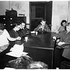 Narcotics raid, 1951