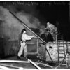 Fire at 604 South Wall Street, 1951