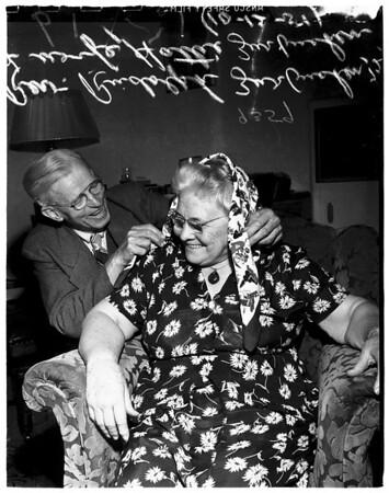 Evangelist...Pasadena, 1951