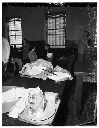 Walton murder, 1951