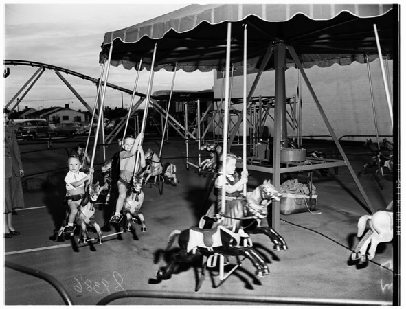 Tri-Delt (Delta Delta Delta) Alumnae ...Children's Hospital Benefit ...Children in Pictures, 1951