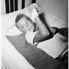 Snake bite boy, 1951