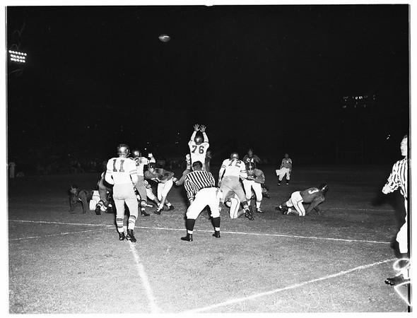 Loyola Marymount University versus University of Florida, 1951