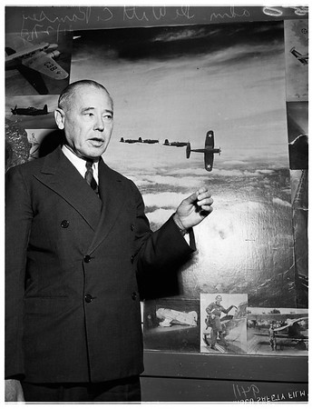 Aircraft (Hollywood Roosevelt Hotel Interview), 1951