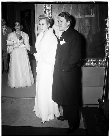 Premiere of Quo Vadis, 1951