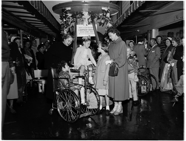 Beverly Hills Philharmonic Artists Association...First Concert, 1951