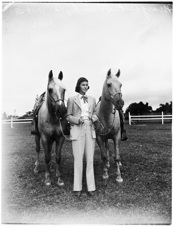 Junior National Champion of American Horse Show Association, 1951