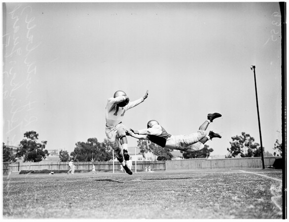 University of California, Los Angeles football, 1951