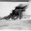 Fire demonstration, 1951