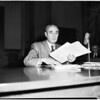 School Hearing, 1951