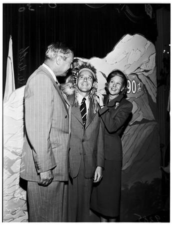 Community Chest Welfare Federation, 1951