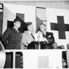 Blood Bank... Dedication of New Building, 1951