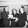 Care proclamation, 1951