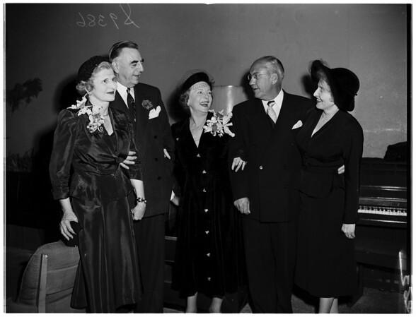 Brunch, 1951