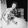 Sorority Row...University of Southern California Homecoming...University of Southern California Homecoming Queen, 1951