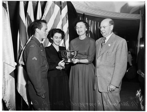 Community Chest, 1951