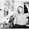 Release from jail, 1951