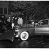Auto collision, 1951