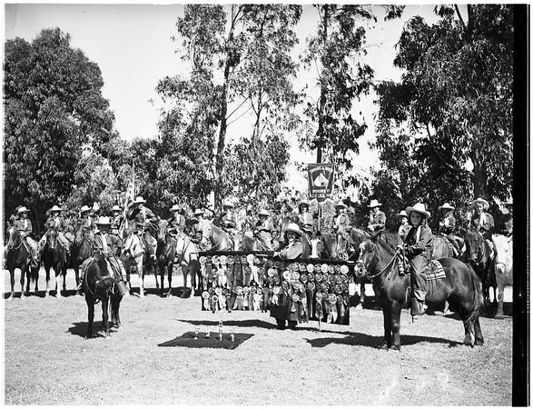 Torrance junior riders, 1951