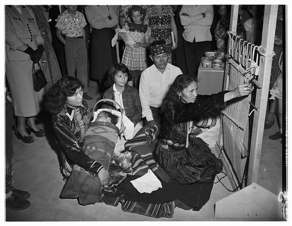 Seventh Day Adventist Dorcas Rally (Lynwood), 1951