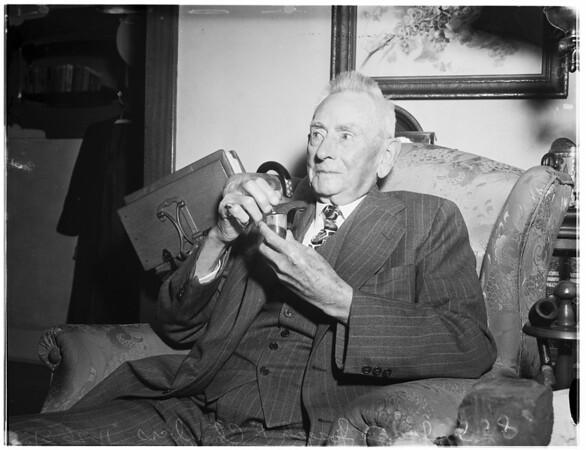 Judge to retire, 1951