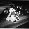 Accident ... Hollywood Freeway, 1951