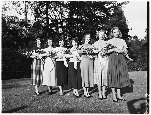 Rose Princesses, 1951