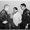 Pappy Boyington (Air Ace) drunk driving, 1951