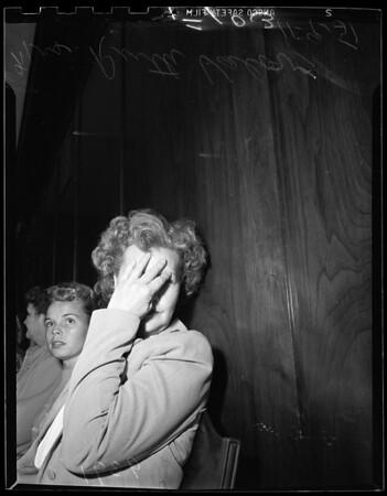 Bigamy, 1951
