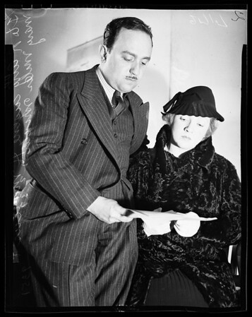 Mary Miles Minter case, 1937