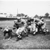 Football...Loyola Marymount University, 1951