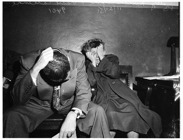 Petty theft, 1951