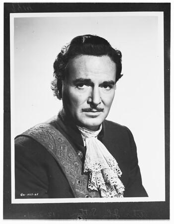 Actor John Sutton (copy negatives), 1951