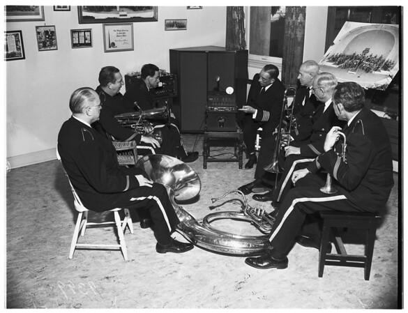 Long Beach Municipal Band, 1951