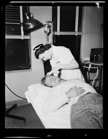 Drunken brawl ...18100 1/2 Pacific Coast Highway, 1951
