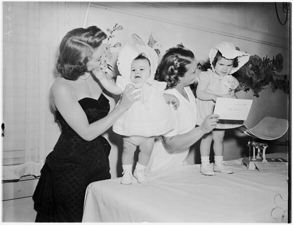 Santa Monica Bay Women's Club Juniors, 1951